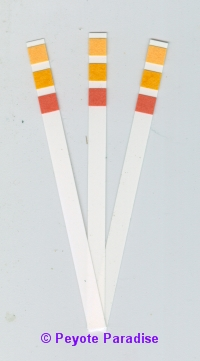 pH-Fix 7,0 - 14.0 teststrips.