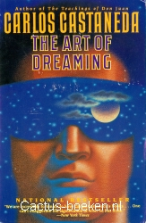 Castaneda, C. - The Art of Dreaming (1993) (voorkant).