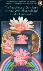 Carlos Castaneda : The Teachings of Don Juan (1968) - (voorkant).