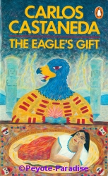 Carlos Castaneda - The Eagle's Gift (1981) - (voorkant).